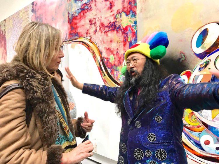 Takashi-Murakami-and-Bodil-Fuhr