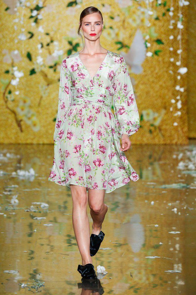 flower dress ByTimo