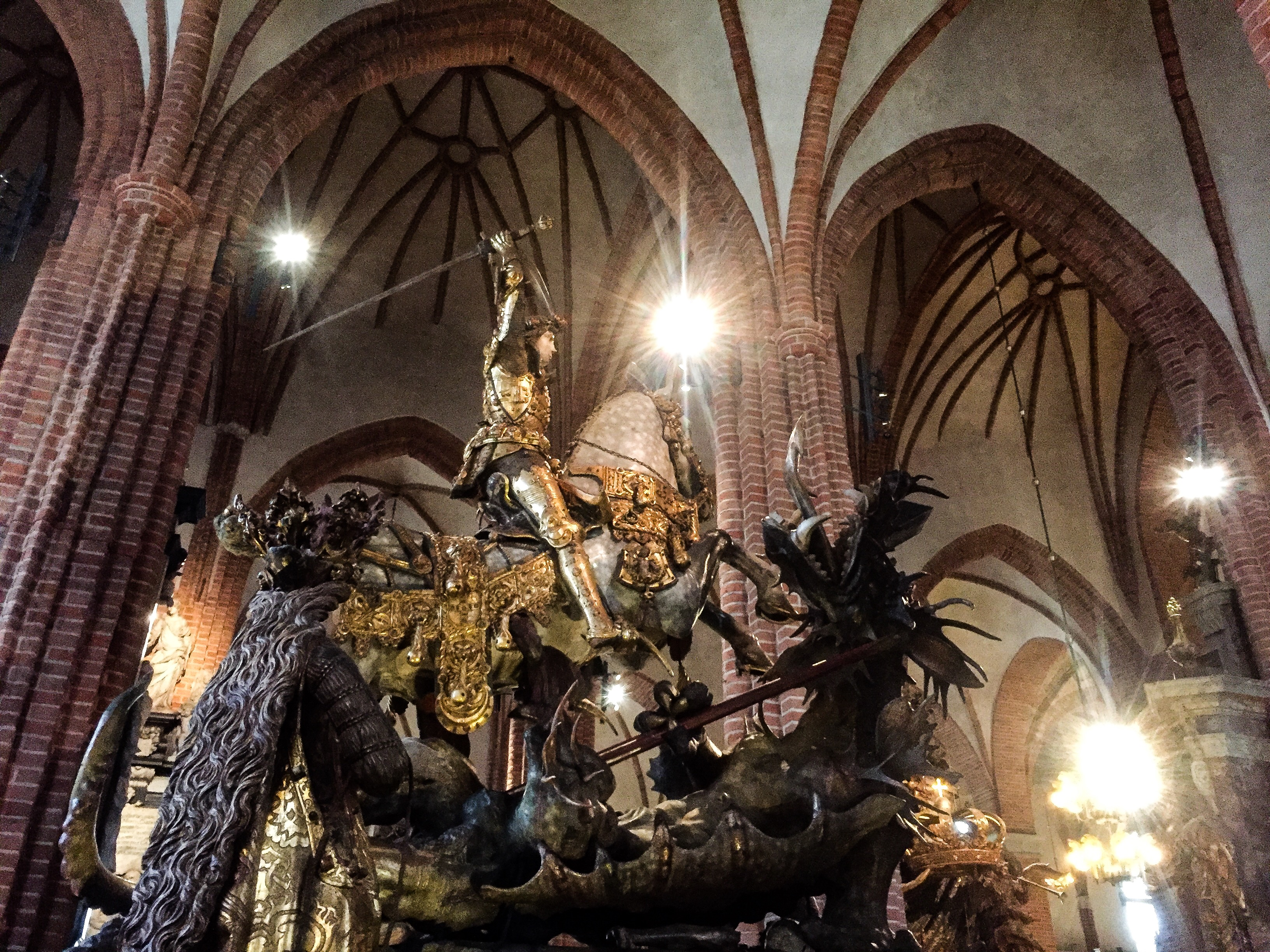 St-George-and-the-dragon-storkyrkan-stockholm